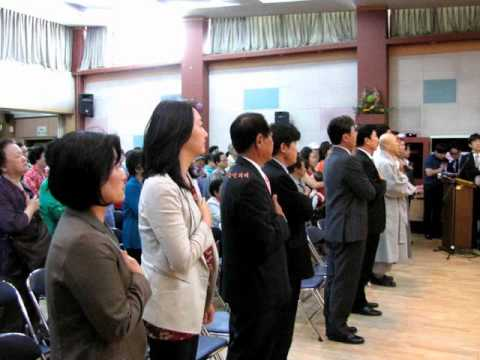 Eunpyeong welfare mother Father's Day 40th anniversary year 2012.wmv
