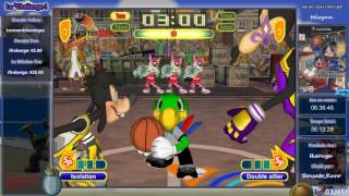 Disney Sports BasketBall [Part4 - Final] - Gamecube console challenge 3/451 !