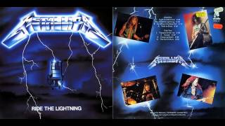 Metallica - Ride The Lightning 1984 (Full Album)