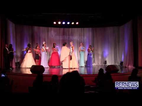 Katherine Arnfield Crowned 2013 Miss Bermuda