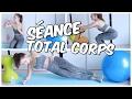 🍍  Séance sport : total corps