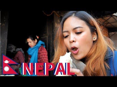 NEPALI STREET FOOD
