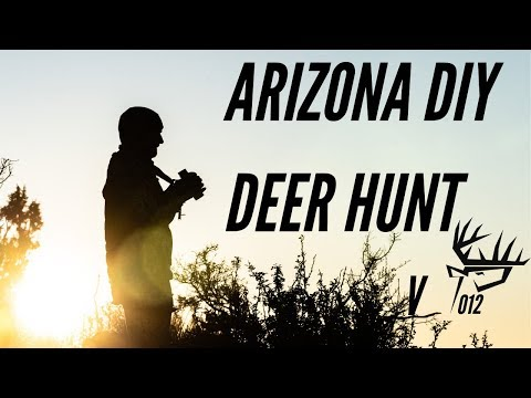 ARIZONA DIY DEER HUNT