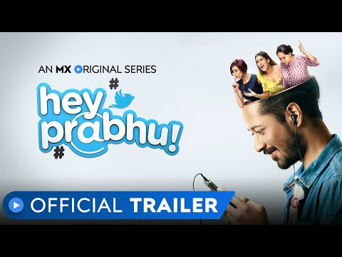 Hey Prabhu! | Official Trailer | RATED 18+ | MX Original Series | MX Player