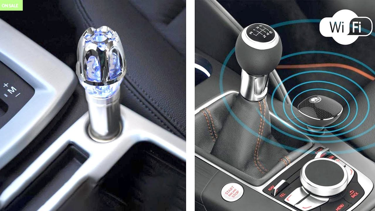 Top 7 Car Accessories You Must Know Best Car Gadgets 2018 On Amazon