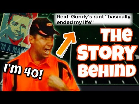"""The Story Behind the Famous Rant """"Come after me, I'M A MAN! I'M 40!"""""""