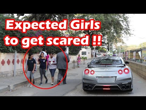 Brand New Nissan GTR with Fi Exhaust System in India (Bangalore)