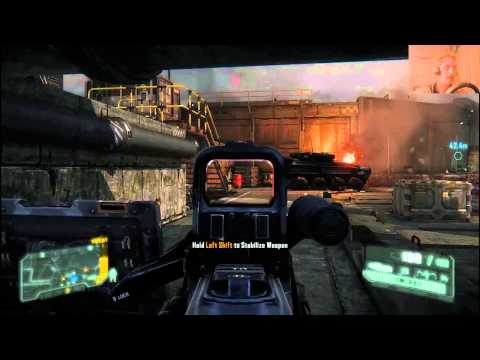 Crysis 3 - MISSIONS : Infiltrate CELL Archangel Command Cent