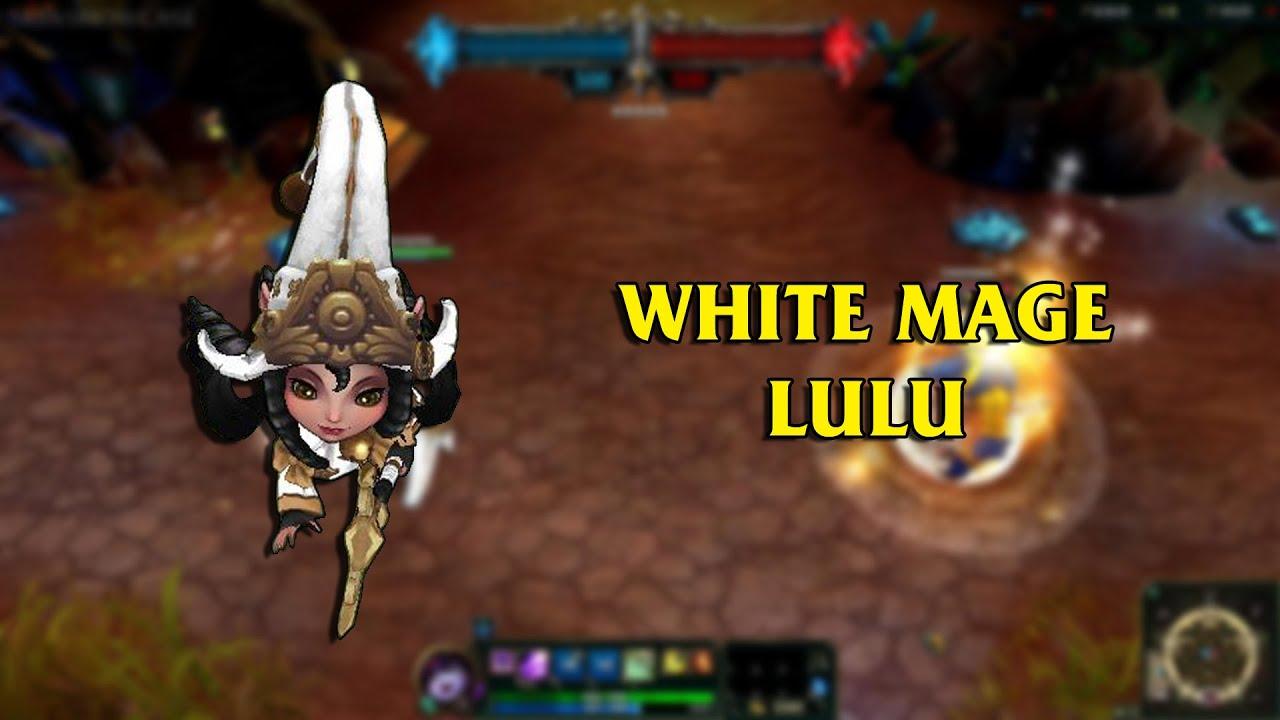 Lulu Feiticeira Cosmica - Croma Skin - YouTube