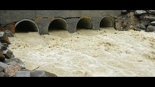 BREAKING NEWS : Ex Cyclone Gita hits NZ   video 1