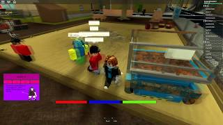 [Roblox] The Streets, Cheating/Exploiting.!
