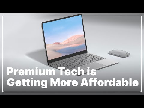 Are Premium Tech Products Getting Less Expensive?
