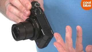 Sony RX100III compactcamera productvideo (NL/BE)
