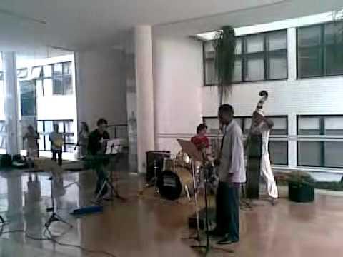 Quarteto Sincopado 050411 - Samba de Verão Tom Jobim