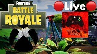 Getting some Solo Wins | Fortnite: Battle Royale Livestream #ROADTO2K