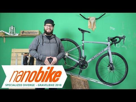 Specialized Diverge E5 Sport 2018 Gravel Bike  de0e09a438699