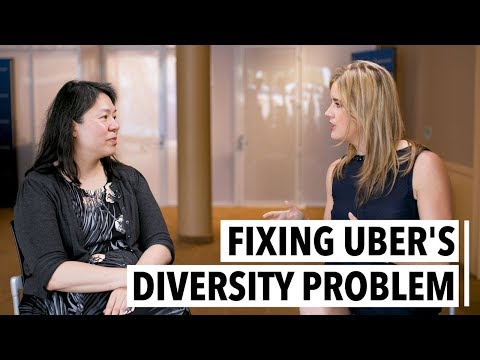 Bo Young Lee Fixing Uber's Diversity Problem