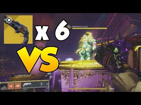 THORN VS CALUS!! | Destiny 2 Jokers Wild