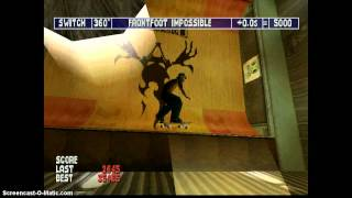 MTV Sports Skateboarding PC Gameplay