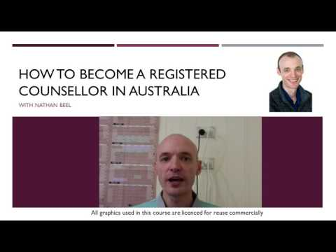 How to become a counsellor in Australia