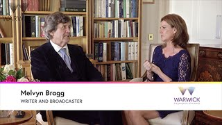 Discussing dementia with Lord Melvyn Bragg