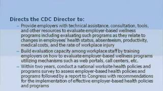 ACOEM Webinar - An Inside Look at Implementation of the Health Reform Act - Corp. Med. Perspective