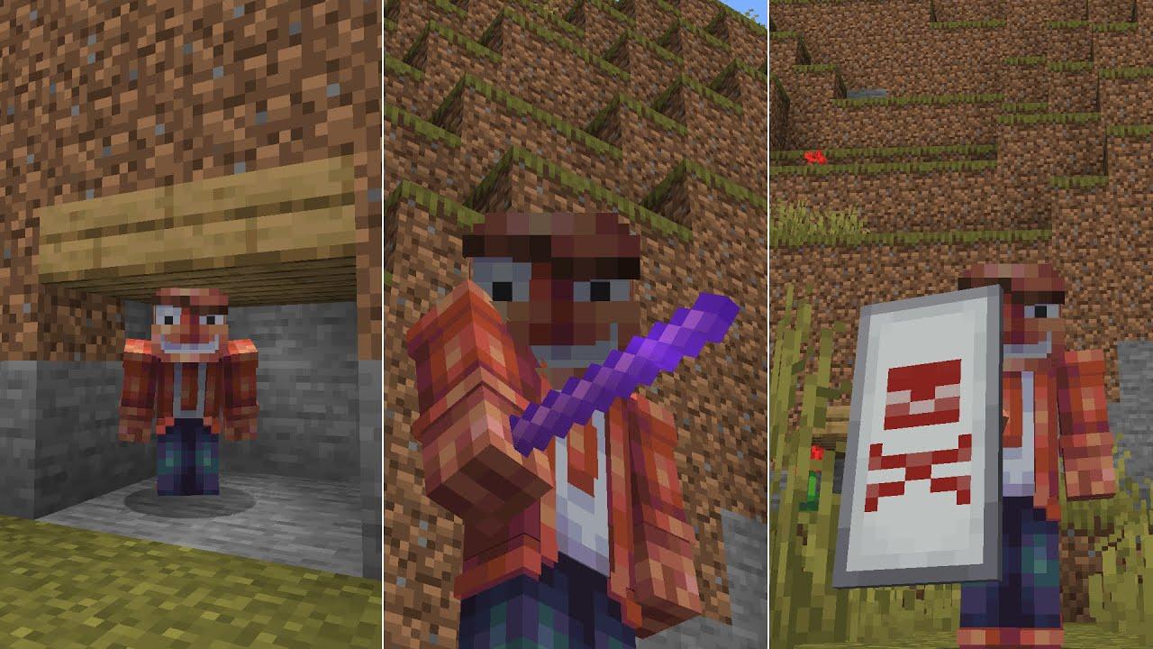 28 FITUR Yang HANYA ADA Di Minecraft JAVA EDITION