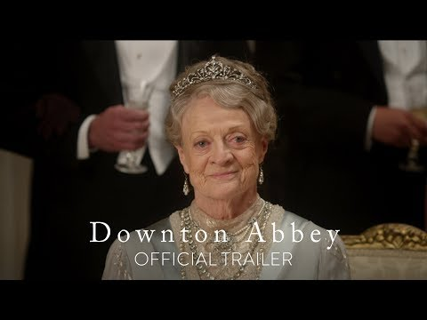 Lee Valsvik - Exciting day for Downton Abbey fans....the first movie trailer!