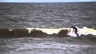 Surfing in Saint Petersburg, Russia 2013. Teaser. [Surfholidays, серфинг]