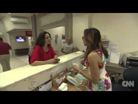 Tunisias oldest clinic gets new patients   CNN Video 1
