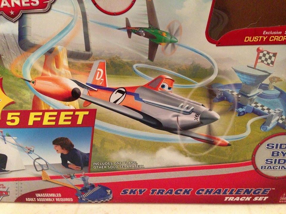 Disney Planes Flight to the Finish Speedway Track Set ...  |Disney Planes Tracks