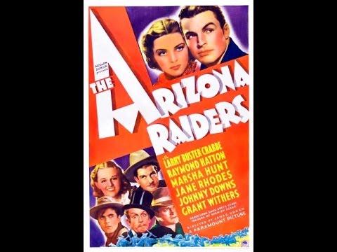 [Western] The Arizona Raiders (1936)  Buster Crabbe, Raymond Hatton, Marsha Hunt