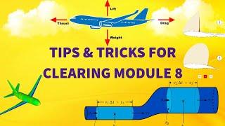 Gambar cover TIPS & TRICKS FOR MODULE 8  AVIATIONA2Z © 