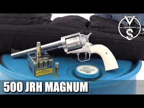 HOW POWERFUL is 500 JRH Magnum?