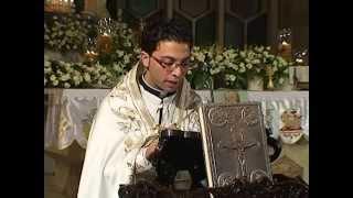 Mass priestly ordination of paul kass Daoud-Syriac riteقداس الرسامة الكهنوتية-بول قس داود-طقس سرياني
