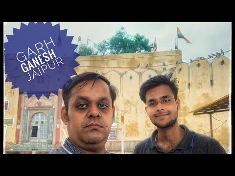 Jaipur main attractions | Garh Ganesh Jaipur | Jaipur city | Best of Jaipur | Jaipur tour guide