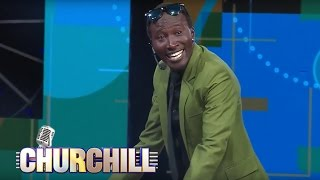 Churchill Show - Radio Edition