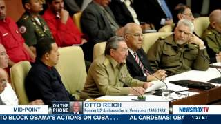 MidPoint | Amb. Otto Reich discusses President Obama changing policy on Cuba