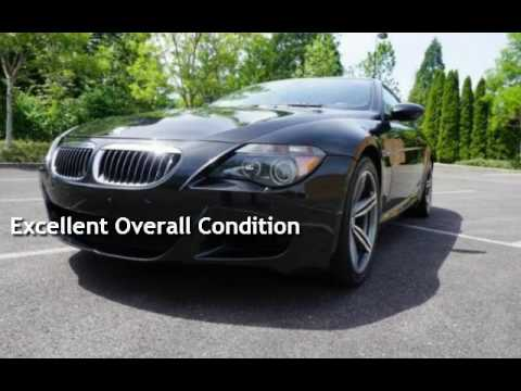 2006 BMW M6 for sale in SALEM OR  YouTube