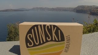 GoPro: Unboxing SunSki Headlands Blue Polarized