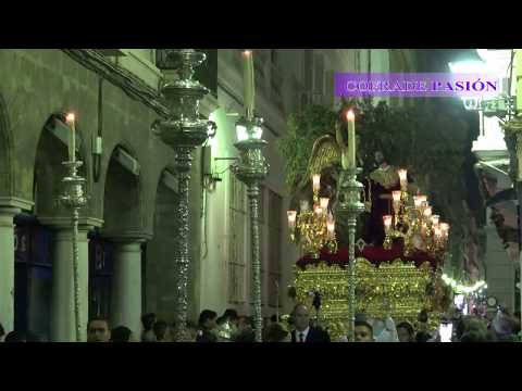 Sagrada Oración en el Huerto (San Fernando) por San Francisco (Via Crucis Diocesano Cádiz 2018)