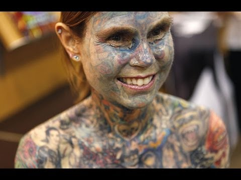 Top 8 Incredibly Modified People