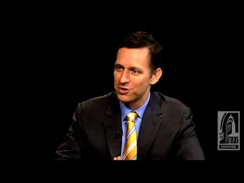 The U.S. Economy with Peter Thiel