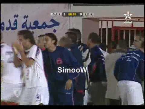 but d'Alex  Aguié    ...OCS De Safi 1-0 IZK De Khemissate