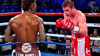 25 Times Canelo Alvarez Showed Perfect Skill
