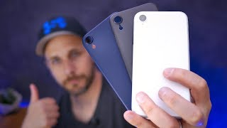 Totallee Thin iPhone XR Case Super Review