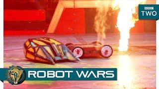Robot Wars: Episode 3 Battle Recaps - BBC Two