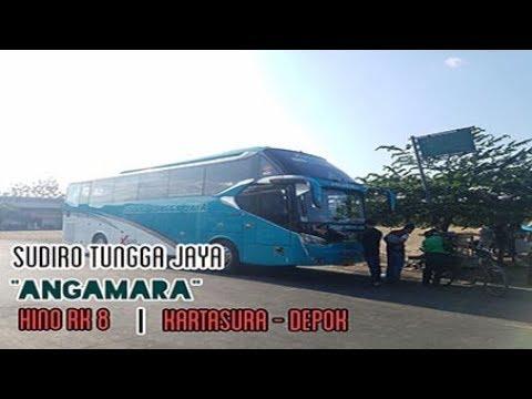 KEJAR TAYANG DI MALAM SENIN | KERNET NYA TIDUR DI BAGASI? TRIP BY BUS SUDIRO TUNGGA JAYA
