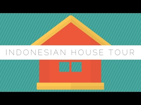 Indonesian House Tour