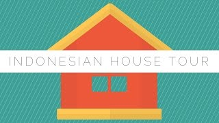 Gambar cover Indonesian House Tour